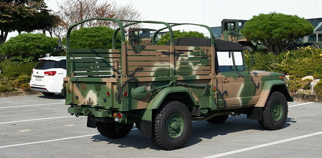 Компания Kia выпускает большое семейство внедорожников KM450