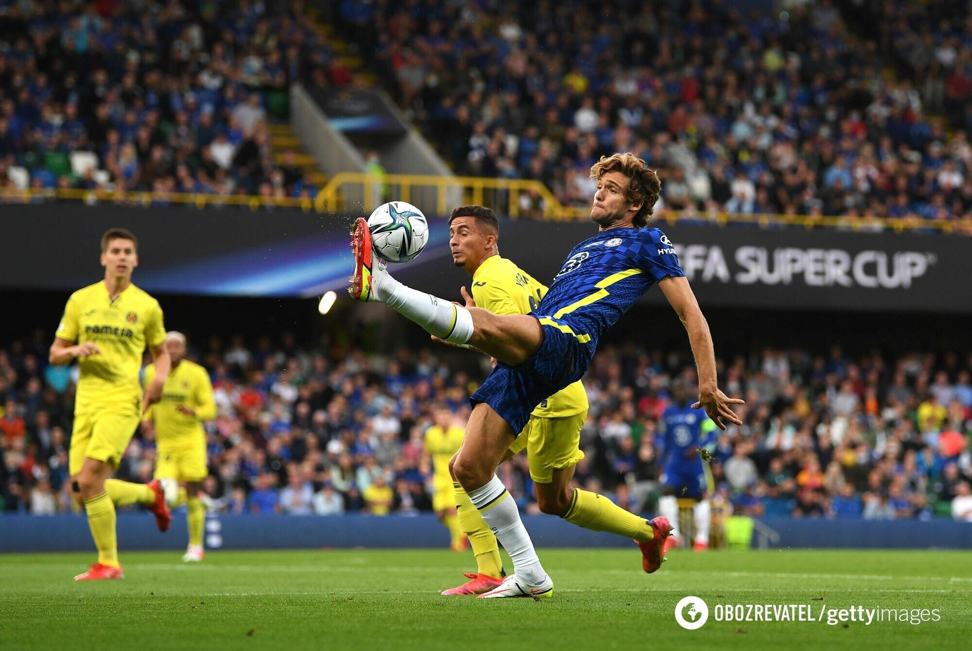 Челси атаковал