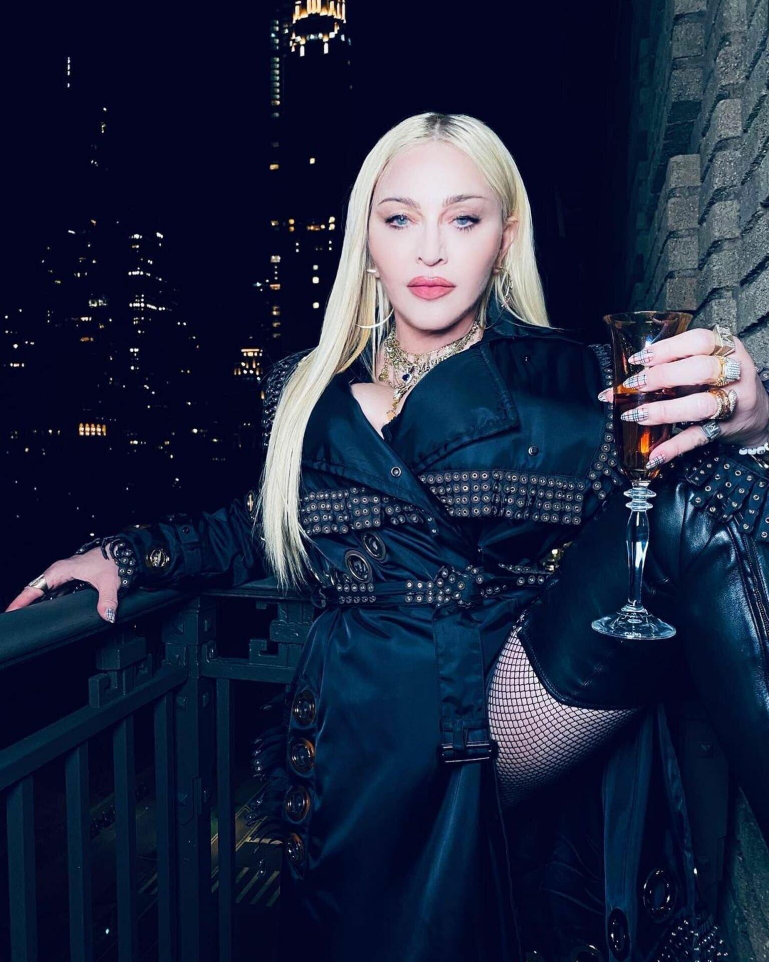 Как сейчас выглядит Мадонна