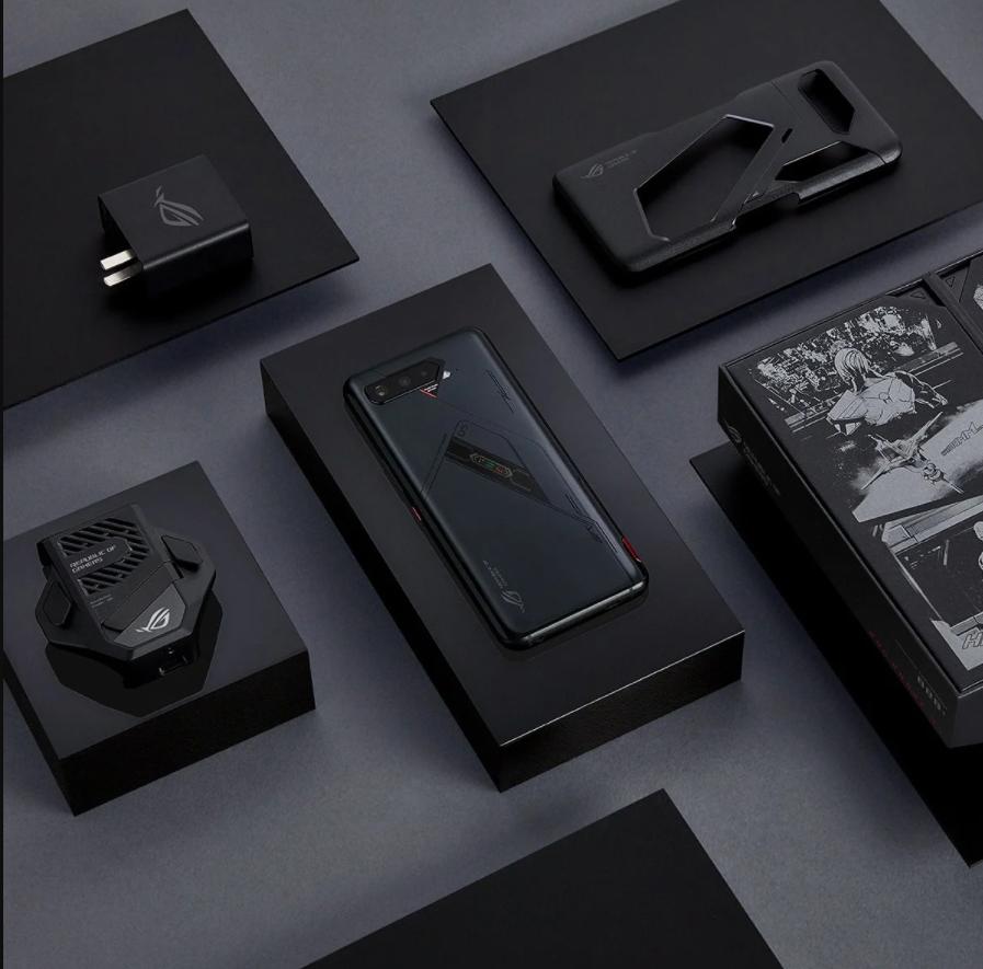 ROG Phone 5s и ROG Phone 5s Pro от Asus