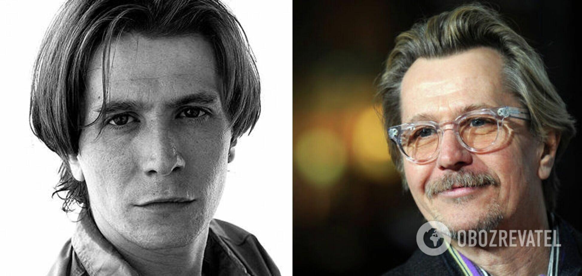 Гари Олдман является культовым английським актером театра и кино.