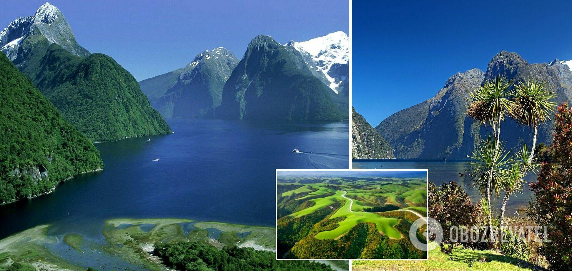 Новая Зеландия возглавила список лучших мест для выживания на планете