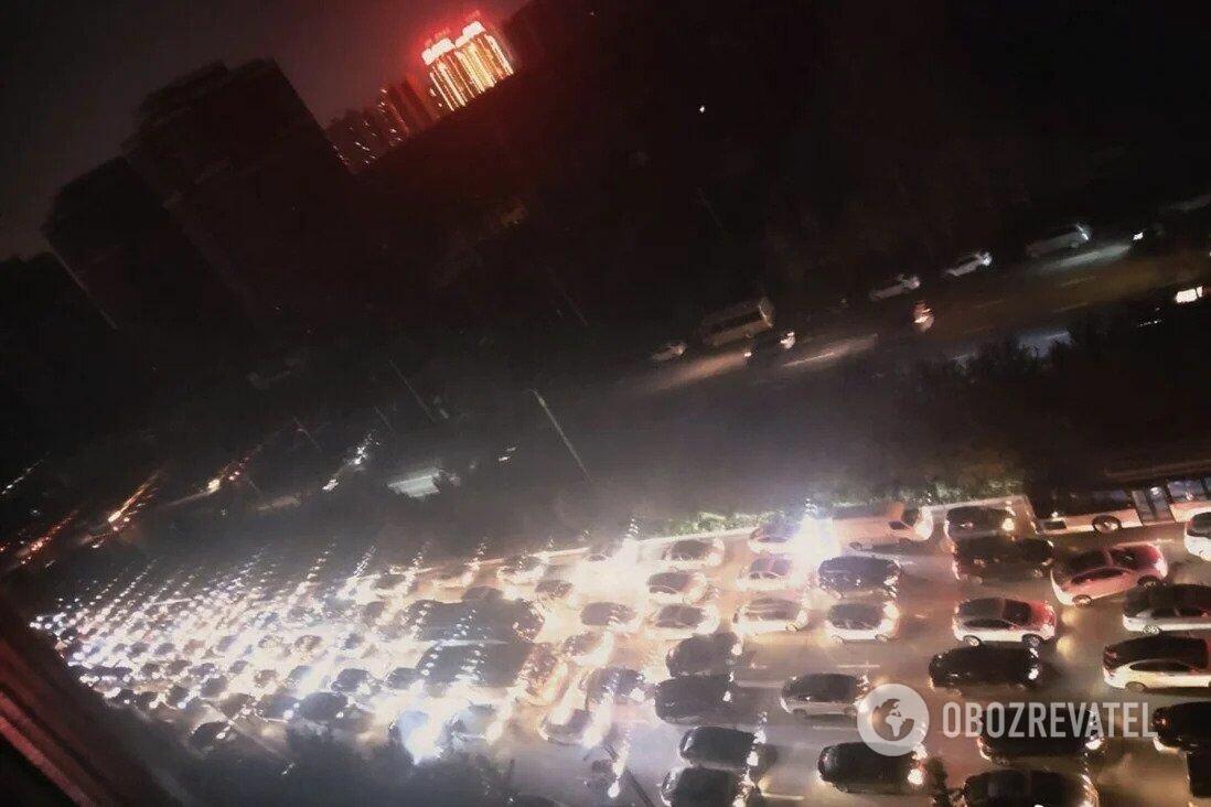 От дефицита электричества страдают и обычные китайцы