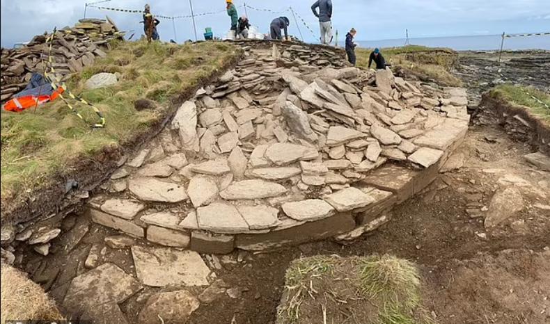 Розкопки в Шотландії