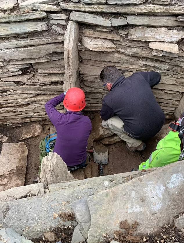 Археологи вели розкопки
