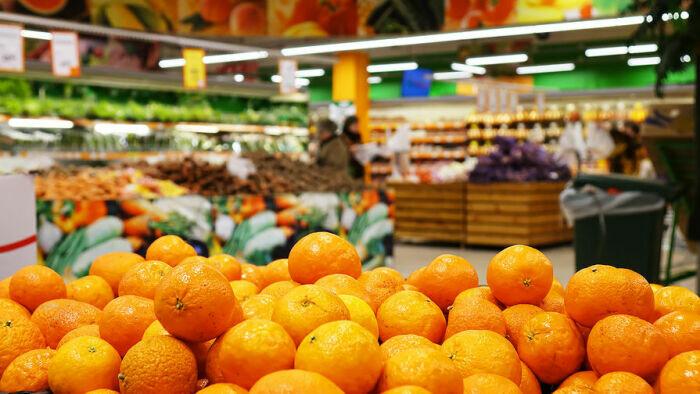 Турецкие мандарины тоже ничего. |Фото: lbuckshee.com.