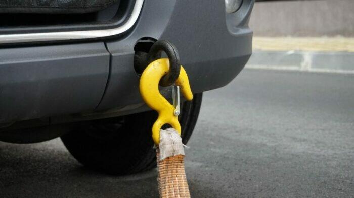 Буксировка способна нанести вред. /Фото: avtolife.net.