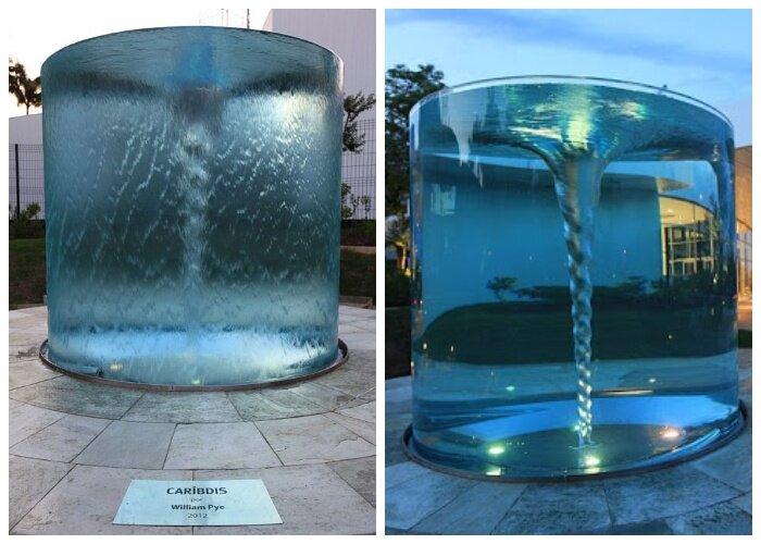 Уникальный в своем роде фонтан-водоворот «Харибдис» в Сандерленде создал Уильям Пай. | Фото: mirkrasiv.ru/ aleant-tour.ru.