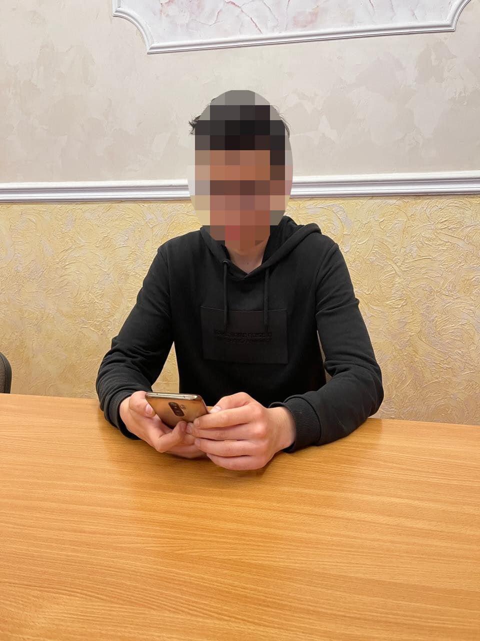 В Харькове подросток грозил устроить в школах теракты, как в Казани: хотел стать звездой TikTok