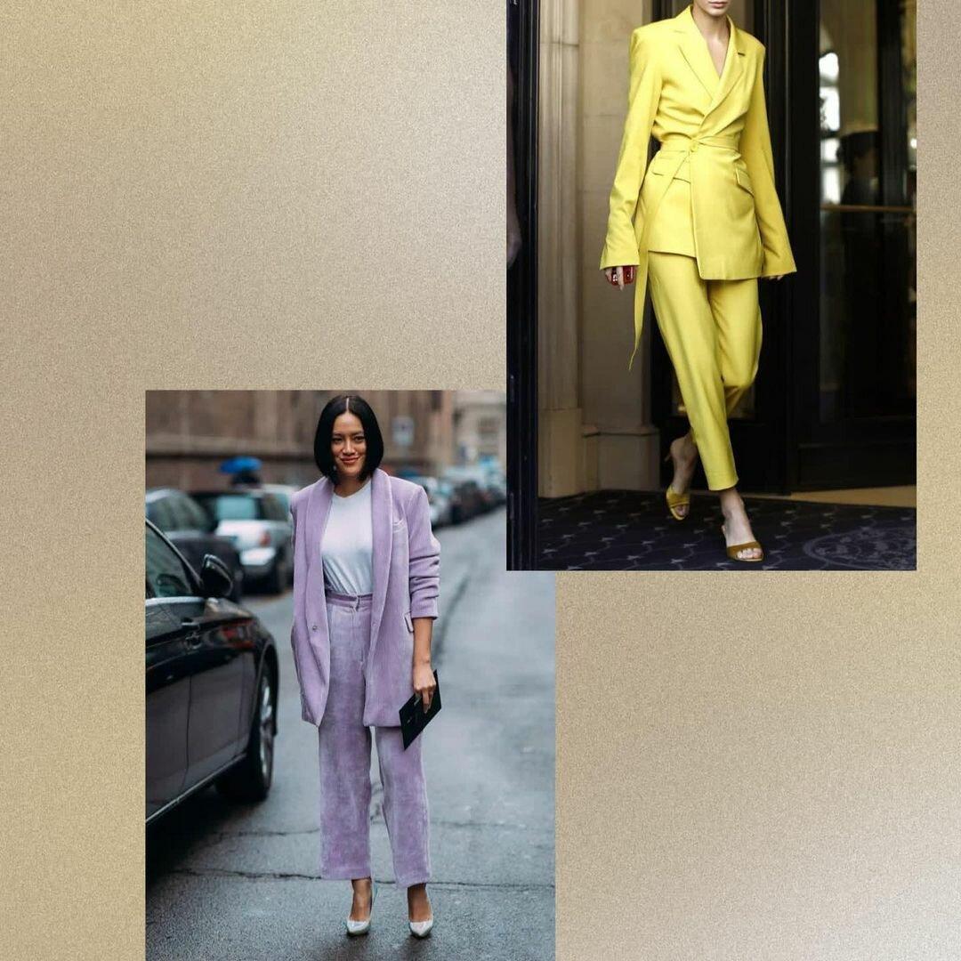 Притягательно и ярко: стилист показала, как оживить офисный образ летом