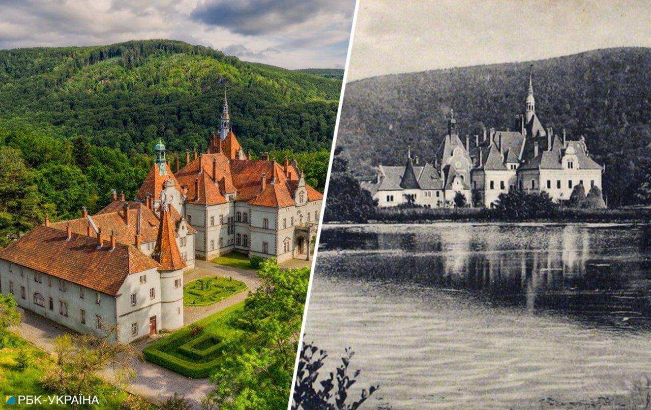 Красота и руины: как изменились самые знаковые замки Украины за годы независимости