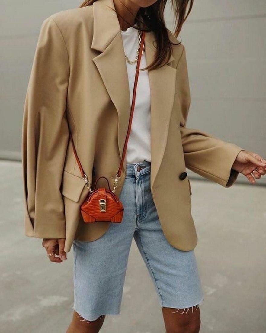 7 способов носить жакет - советует Андре Тан - фото 5