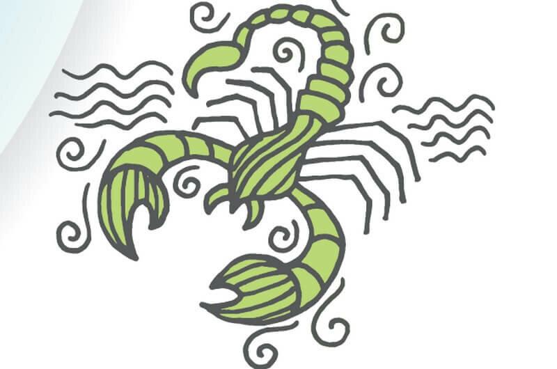 гороскоп на 8 ноября 2020 года - скорпион