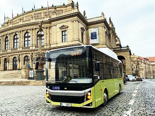 На украинском рынок автобусов вышел новый игрок - BMC