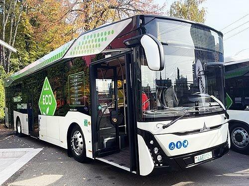 На яких автобусах їздитимуть в містах України. Огляд виставки City Trans 2021 - автобус