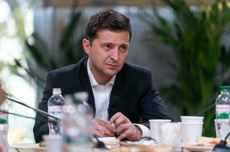 Зеленский: Я не могу ни за кого агитировать на местных выборах-800x530