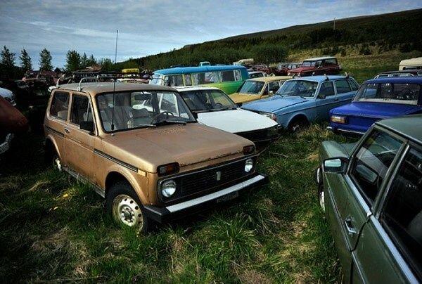 Налог на старые автомобили в Украине