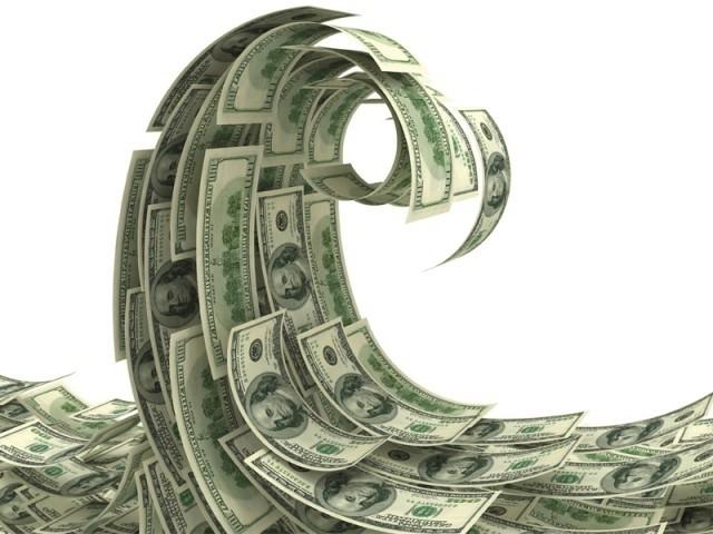 Доллар внезапно резко пошел вверх (обновлено)