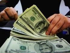 Доллар на межбанке при открытии 13,50
