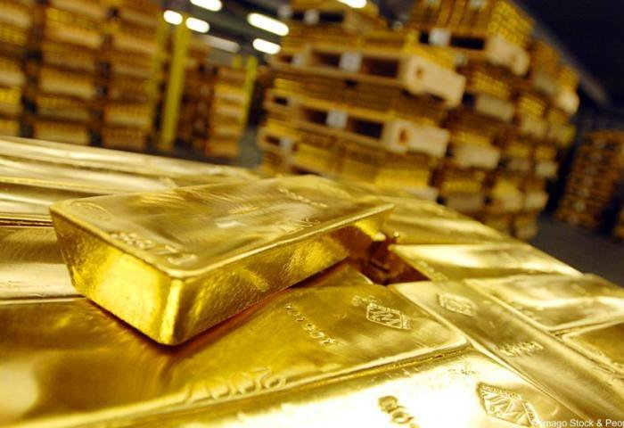 Золото «на черный день»
