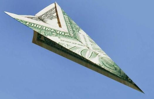 Тенденция снижения курса доллара продолжается
