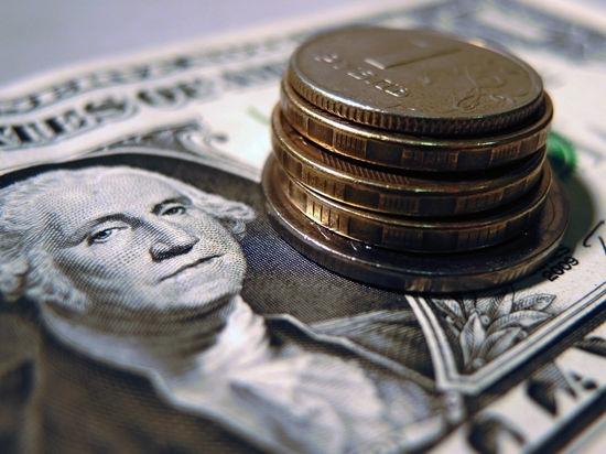Доллар укрепляется на валютном рынке