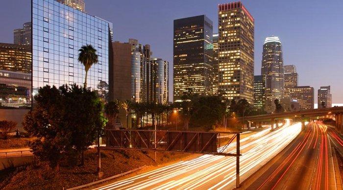 Путевые заметки Mozart'а: Лос-Анджелес с высоты птичьего полета. Часть 1.