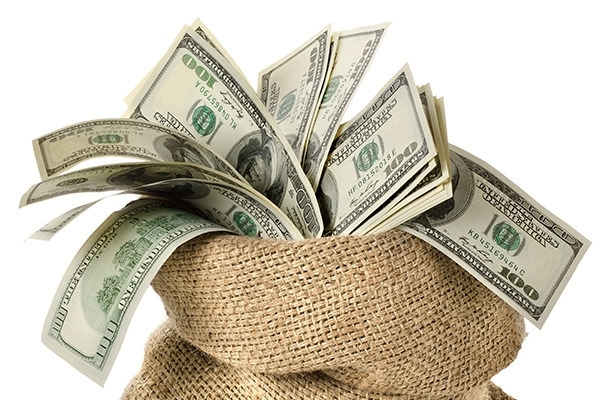 Курс доллара ползет вниз