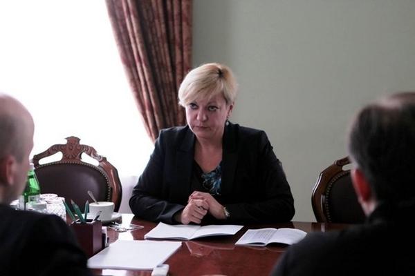 Гонтарева оштрафует Сбербанк России?