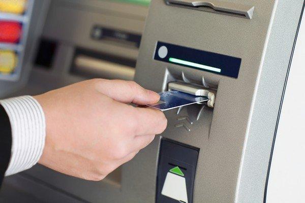 Нацбанк против снятия наличных средств с карт