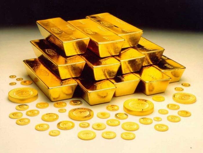 Золото – вне закона