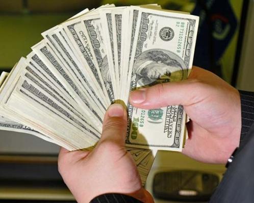 Курс доллара увеличил рост