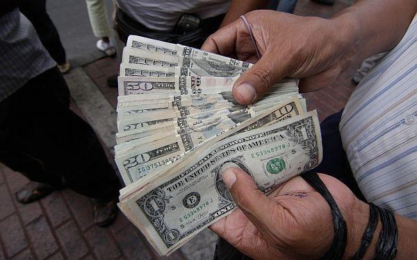 Сводка с валютного фронта за 22 января 2015 года