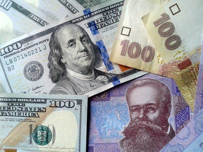Нацбанк формирует валютный коридор