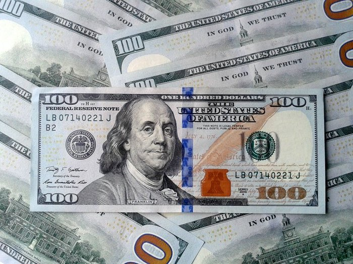 Доллар упал ниже 26 гривен