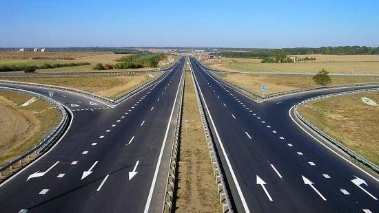 В Украине начинают строительство качественных трасс