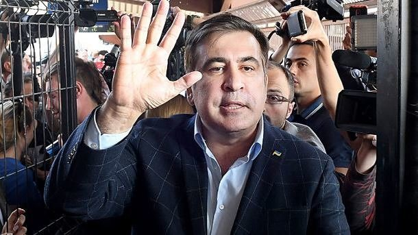 Суд признал законной депортацию Саакашвили