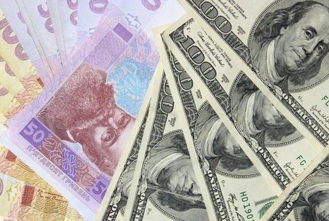Рост доллара набирает обороты