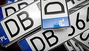 ГФС отрицает законность автомобилей на еврономерах