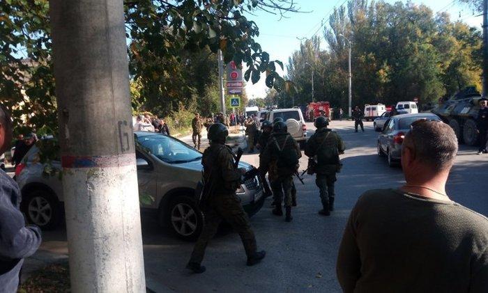 Керченская бойня: как обезопасить детей в учебных заведениях