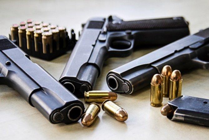 Рынок оружия в Украине вырос вдвое