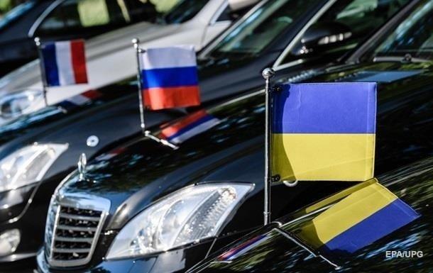 РФ готова к третьему нормандскому саммиту