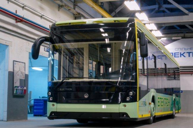 Электробусы в Украине: как развивается новый вид транспорта