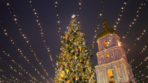 Елка за три миллиона и дорогие ярмарки: как отметят Новый год в Украине