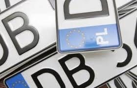 Автовладельцы не спешат узаконивать свои евробляхи