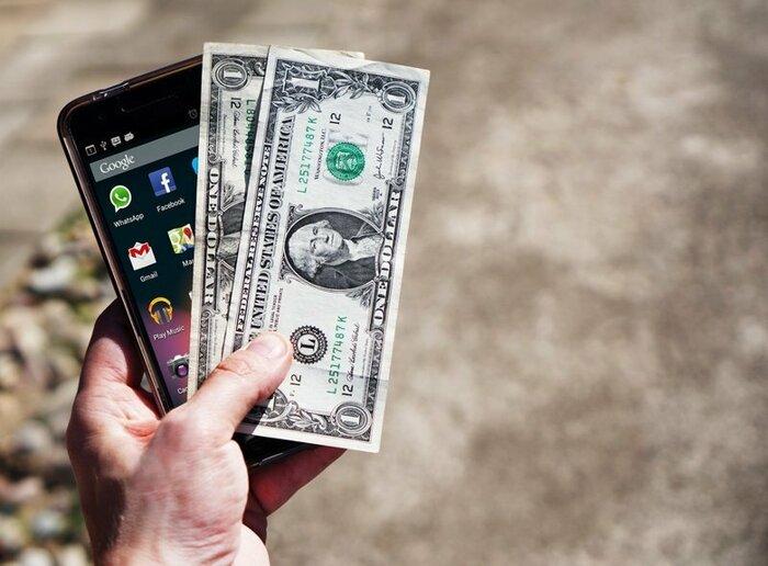 Доллар опустился ниже отметки в 27 гривен