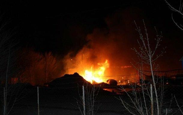 Названа причина взрывов в Кропивницком