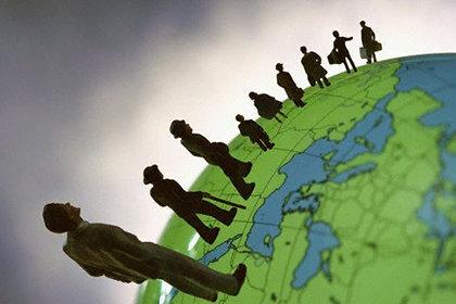Трудовая миграция в Украине и мире