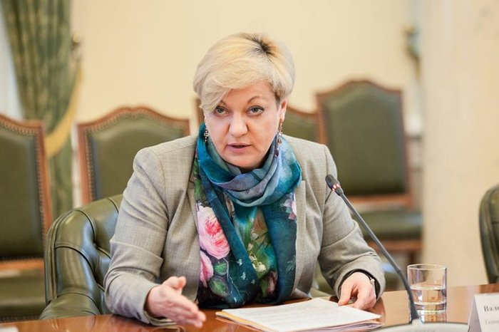 Гонтарева назвала главного подозреваемого в поджоге ее дома