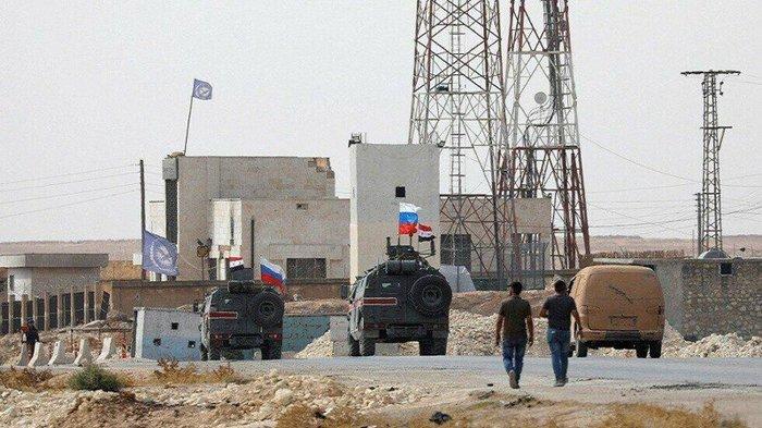 Российская армия заняла сирийский город Манбидж
